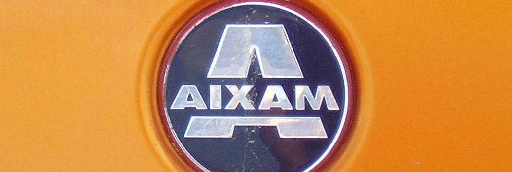 aixam logo old vecchio