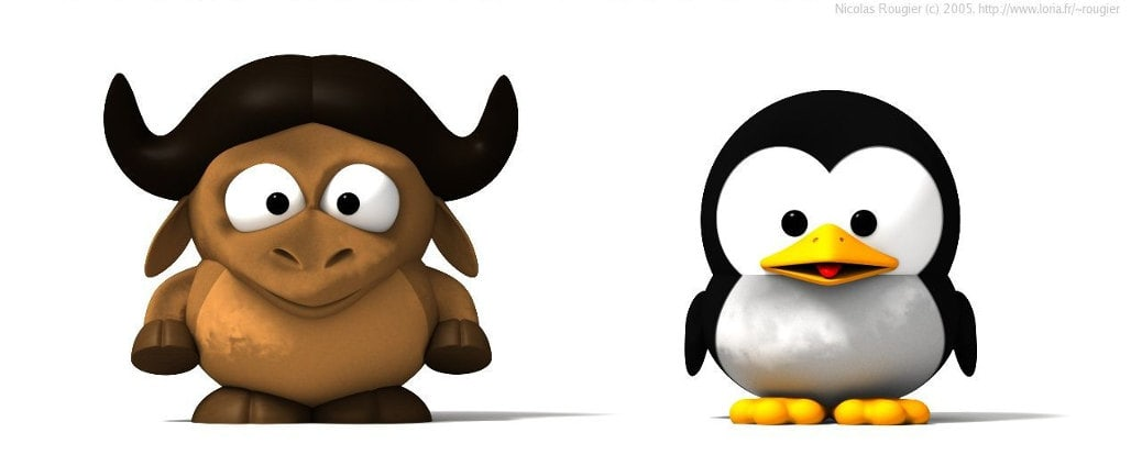 gnu linux open source
