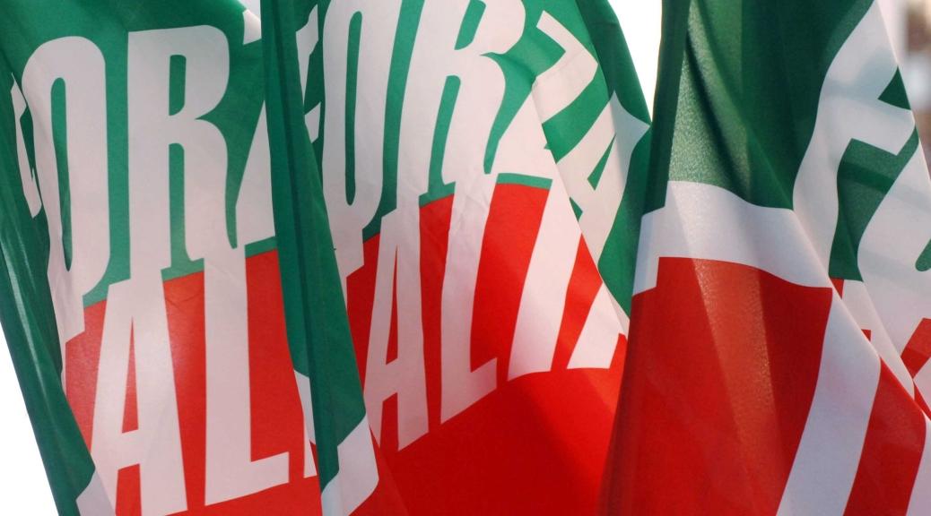 bandiere forza italia 1994