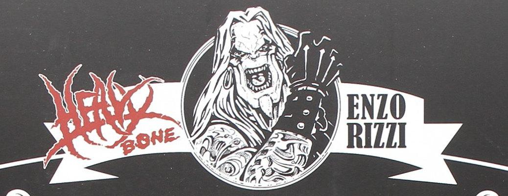 storia del rock a fumetti heavy bone enzo rizzi