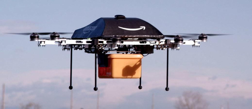 amazon drone consegna italia