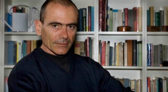 05 maggio 2009 foto angelo FRANCESCHI - F3Massimo Lugli, inviato del giornale La Repubblica e autore di libri di successo.L'istinto del Lupo, Lupo Solitario e Il Carezzevole.