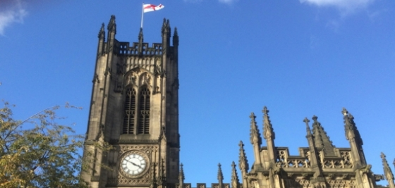 manchester_cathedral_englishflag