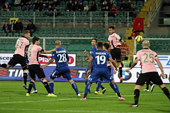 Soccer: Serie A; Palermo-Sassuolo