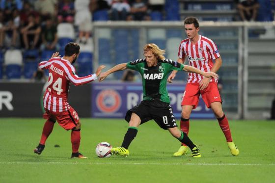 Sassuolo - Athletico Bilbao