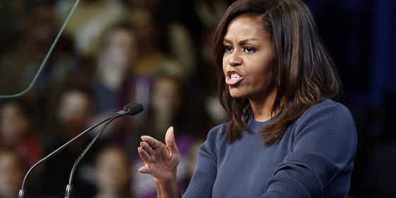 Campaign 2016 Michelle Obama