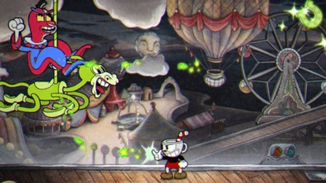 boss più difficile di Cuphead beppi the clown