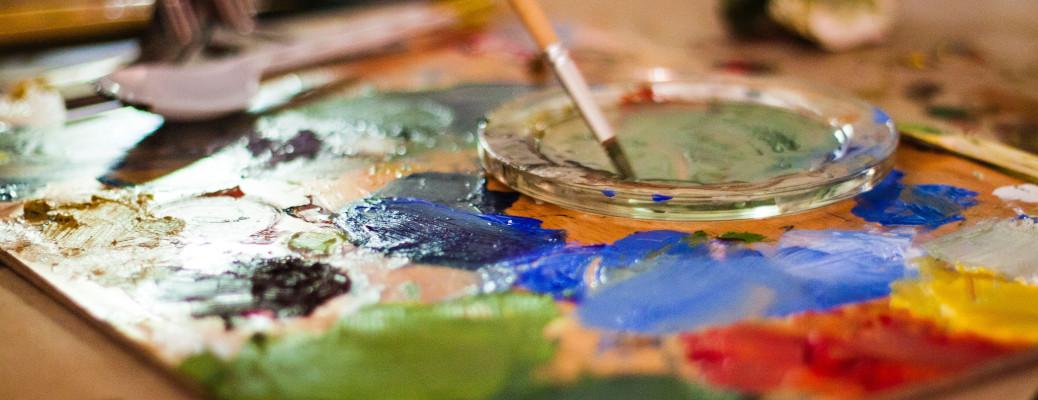 ricordo benissimo come fu che cessai di dipingere